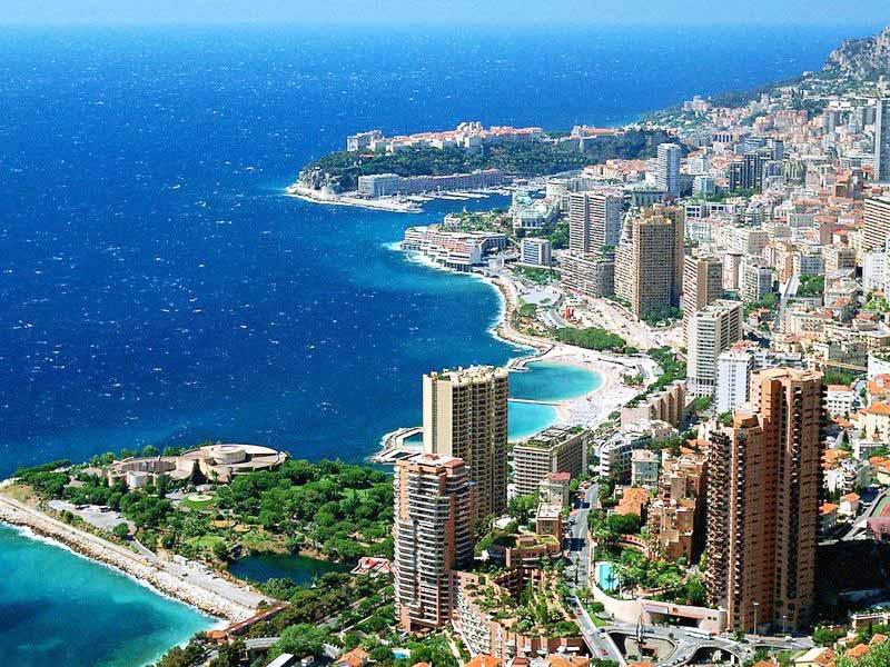 монако 1