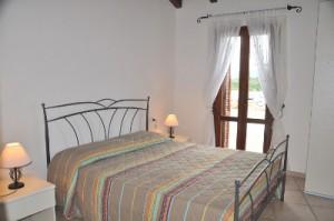 Porto Coda Cavallo VI70-5p (San Teodoro) спальня