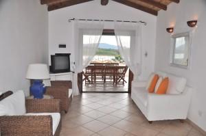 Villa Porto Coda Cavallo VI70- 5p гостинная