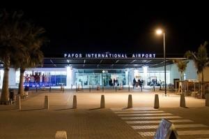 Кипр Пафос аэропорт